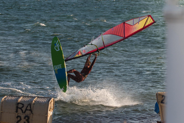 Kitesurf-Weltcup: Fehmarn statt St. Peter-Ording - Sport