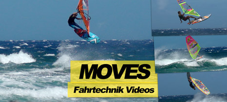 Moves: Fahrtechnik Videos